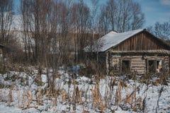 Старый дом, старый дом, старое здание Стоковые Фото