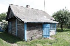 Старый дом Стоковые Изображения RF