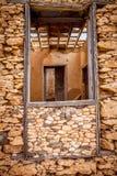 Старый дом Стоковые Фотографии RF