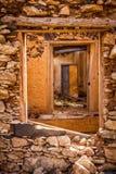 Старый дом Стоковая Фотография