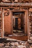 Старый дом Стоковое Изображение RF