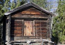 Старый дом Стоковые Изображения