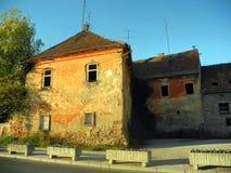 Старый дом Стоковые Фото