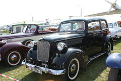 Старый орел автомобиля Стоковые Изображения RF