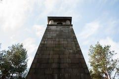 Старый памятник Стоковое Изображение RF