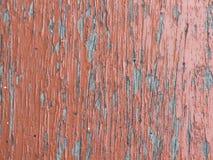 Старый, панели древесины grunge Стоковое Изображение