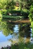 Старый парк Стоковое фото RF