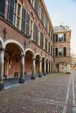 Старый парламент расквартировывает в вертепе Haag Стоковое Изображение