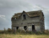 Старый дом фермы Стоковые Изображения RF