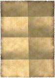 старый пергамент Стоковое Изображение RF