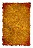 старый пергамент Стоковое фото RF