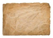 Старый пергамент Стоковая Фотография RF
