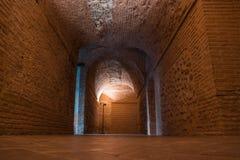 Старый подвал дома Стоковое Изображение RF