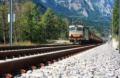 старый поезд Стоковое Изображение RF