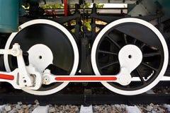 старый поезд Стоковое фото RF