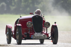 Старый польский автомобиль Стоковое Изображение RF