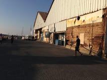 Старый порт Яффы Стоковые Изображения