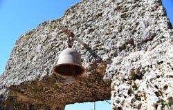 Старый полет колокол Стоковая Фотография