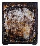 Старый поднос печи Стоковые Фото