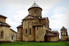 Старый правоверный монастырь Gelati стоковое изображение