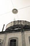 Старый промышленный таз воды Стоковые Фото