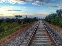 Старый путь Стоковое Фото
