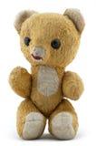 Старый плюшевый медвежонок Стоковое фото RF