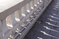 Старый разрушенный мост Стоковое фото RF