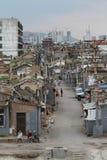 Старый район Hutong Datong Стоковое Изображение RF