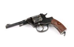 старый револьвер Стоковые Фотографии RF
