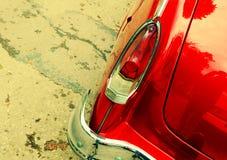 Старый редкий автомобиль Стоковые Изображения