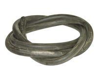 Старый резиновый шланг Стоковые Изображения RF
