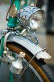 Старый ретро велосипед Стоковое фото RF