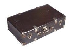 Старый ретро чемодан Стоковое Изображение