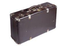 Старый ретро чемодан Стоковые Фотографии RF
