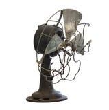 Старый ржавый прозрачный вентилятор Стоковое Изображение RF