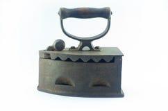 Старый ржавый утюг Стоковое Изображение RF