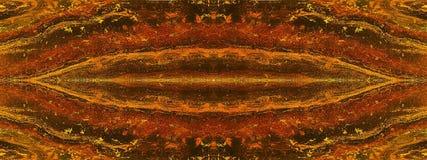 Старый ржавый цвет Стоковая Фотография