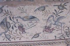 Старый римский дом - вилла Sileen Стоковые Изображения