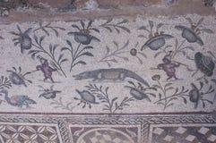Старый римский дом - вилла Sileen Стоковое фото RF