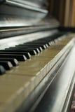 старый рояль Стоковое Изображение RF
