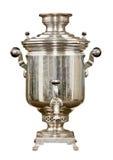 старый русский чай samovar Стоковое фото RF