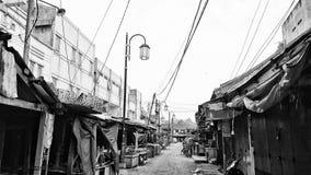 Старый рынок стоковое фото rf