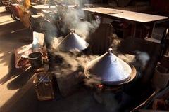Старый рынок Стоковая Фотография RF