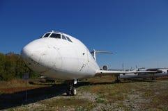 Старый самолет Стоковое Изображение RF