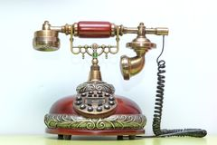 старый сбор винограда телефона Стоковые Фотографии RF