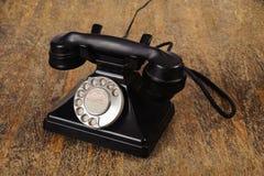 старый сбор винограда телефона Стоковое фото RF