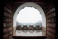 Старый свод Стоковое Изображение