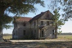 Старый сельский дом Стоковые Фото