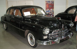 Старый советский автомобиль ZIM стоковое фото